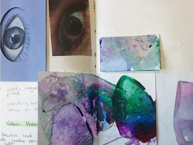 Lehramtsstudium Bildnerische Erziehung