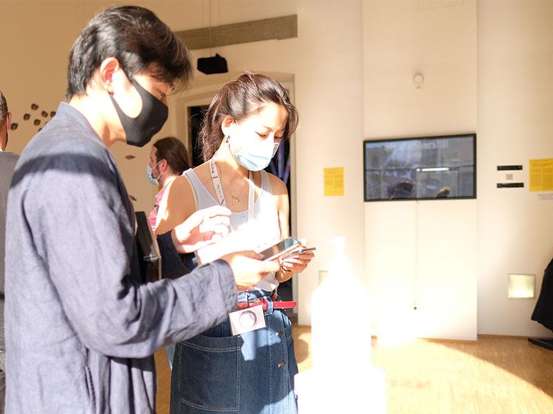 Facebook Seite der Kunstuniversität Linz