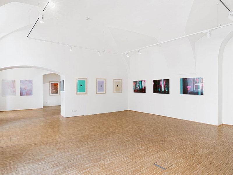 Ausstellungsraum Galerie WHA