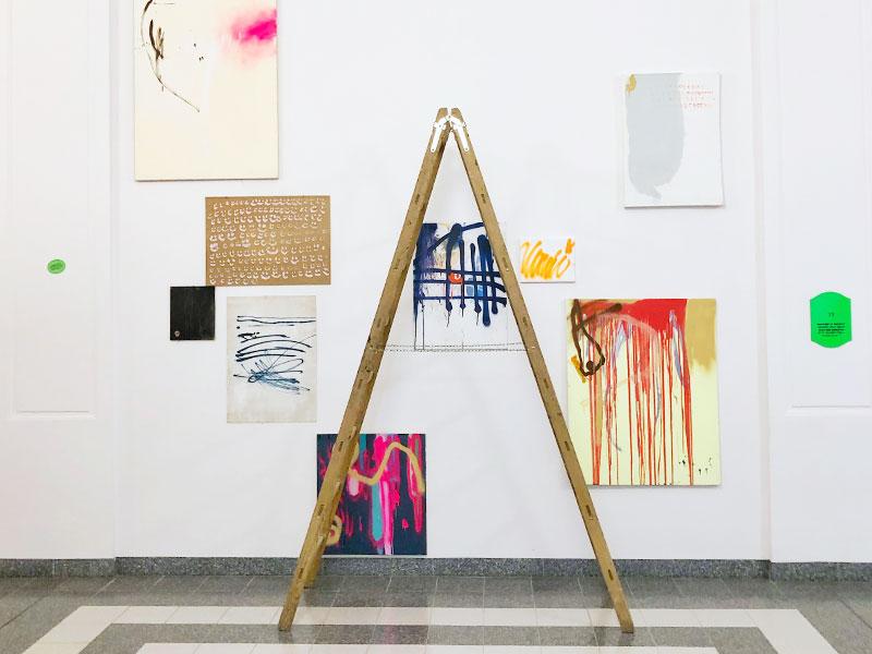 Instagram Account der Kunstuniversität Linz