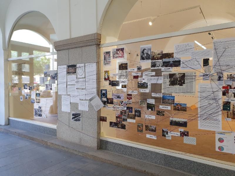 Medienkultur und Kunsttheorie Ausstellung