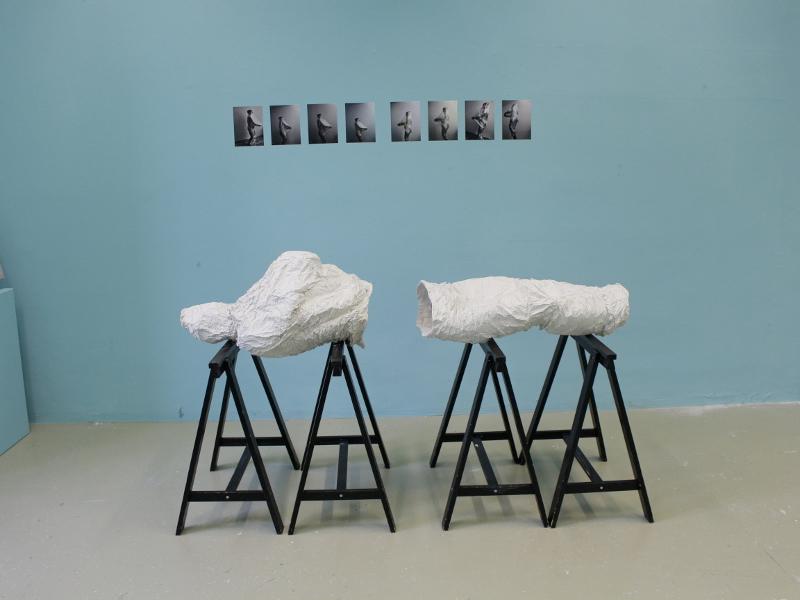Plastische Konzeptionen / Keramik BA Studium