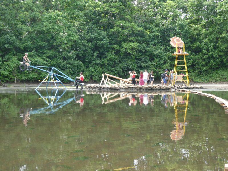 raum&designstrategien Projekt Floating University