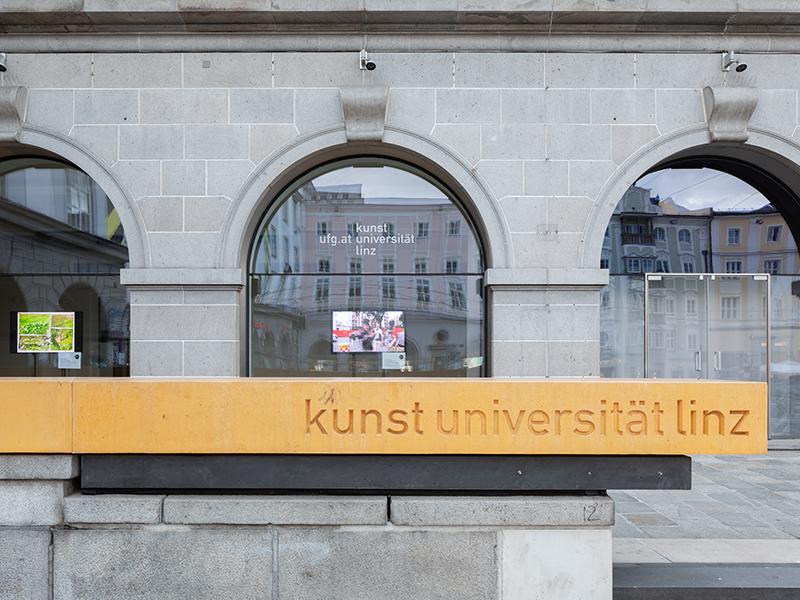 Ausstellungsraum splace am Hauptplatz