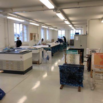 Werkstätten und Ateliers